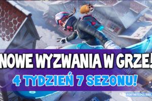 Fortnite Sezon 7 Tydzień 4 Fortnite Polska