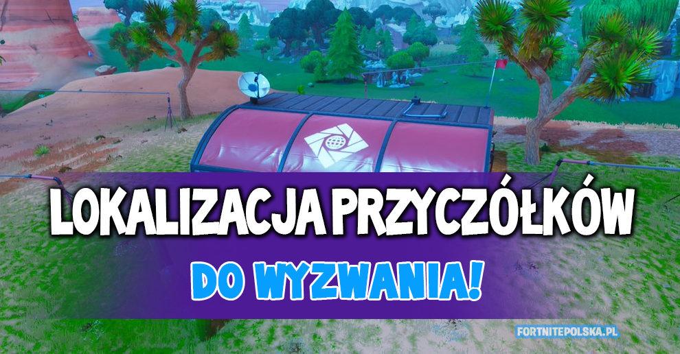 Odwiedź Wszystkie Przyczółki Jak Zrobić Wyzwanie Fortnite Polska