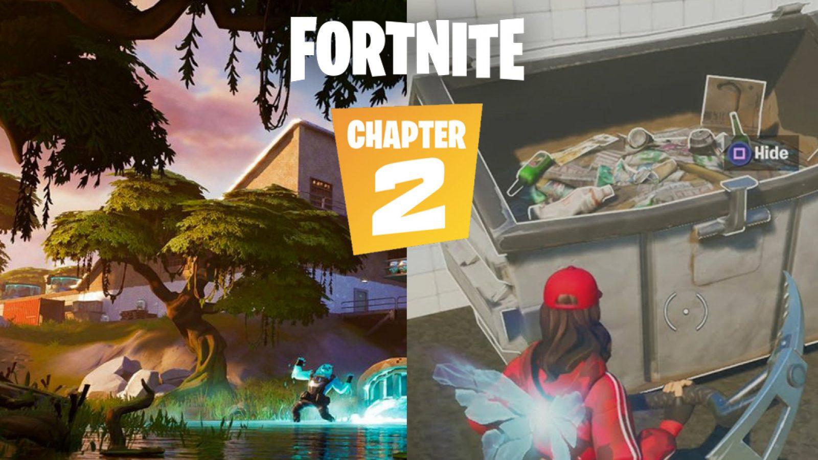 Tragiczny bug zmienia graczy w latające duchy - Fortnite ...